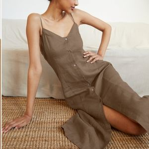 Aritzia Wilfred Chariot Dress, XS